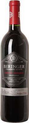 Beringer 2018 Founders' Estate Cabernet Sauvignon 750ml