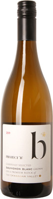 Project 'B' 2019 Sauvignon Blanc 750ml