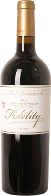 Nick Goldschmidt 2015 Fidelity Red Wine 750ml