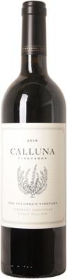 """Calluna 2016 Cabernet Sauvignon """"Colonels Vineyard"""" 750ml"""