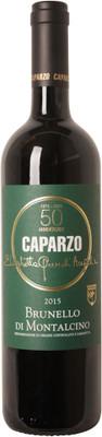 Caparzo 2015 Brunello di Montalcino DOCG 750ml