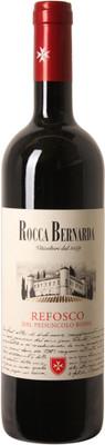 Rocca Bernarda 2015 Refosco Dal Peduncolo Rosso 750ml