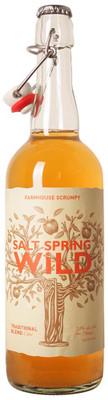 Salt Spring Wild Cider Farmhouse Scrumpy 750ml