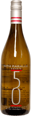 50th Parallel 2019 Pinot Gris 750ml