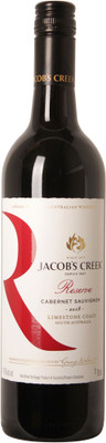 Jacob's Creek 2018 Limestone Coast Cabernet Sauvignon 750ml