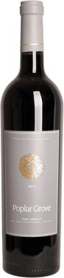 Poplar Grove 2015 Legacy 750ml