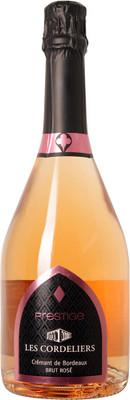 Domaine Les Cordeliers Cremant de Bordeaux Brut Rose 750ml