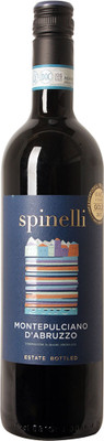 Spinelli 2018 Montepulciano d'Abruzzo 750ml