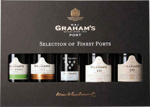 Graham's Gift Pack (5 X 200ml)