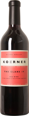 """Koerner 2019 """"The Clare"""" Red Blend 750ml"""