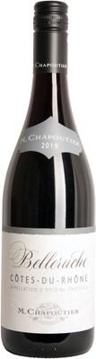 """Chapoutier 2019 Cotes-du-Rhone """"Belleruche"""" 750ml"""