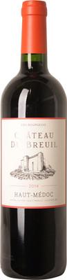 Chateau du Breuil 2014 Haut Medoc 750ml