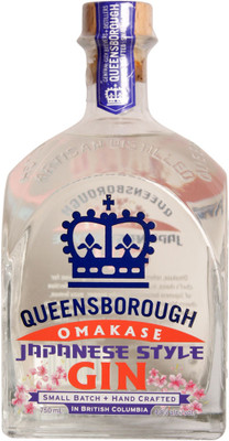 Central City Queensborough Omakase Japanese Gin 750ml