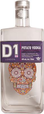 DJ Limbrey Distlling D1 Potato Vodka 750ml