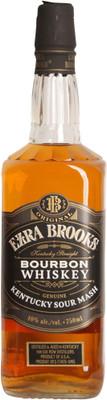 Ezra Brooks Bourbon 750ml