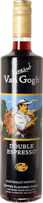 Van Gogh Espresso Vodka 750ml