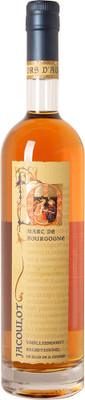 """Jacoulot """"Vieillissement Exceptionel"""" Marc de Bourgogne 700ml"""