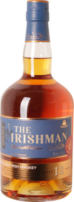 The Irishman 12 Year Old Single Malt Irish Whiskey 700ml