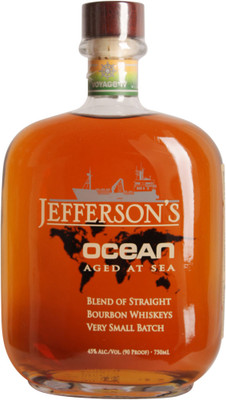 efferson's Ocean Aged At Sea Kentucky Bourbon 750ml