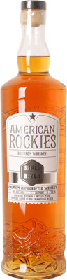 American Rockies Bourbon 750ml