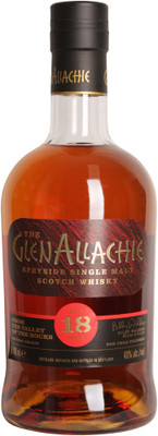 The GlenAllachie 18 Year Old 700ml