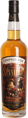 Compass Box The Story Of The Spaniard Blended Malt Whisky 750ml