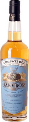 Compass Box Oak Cross Blended Malt Whisky 750ml