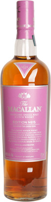 Macallan Edition #5 Single Malt Scotch 750ml
