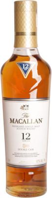 Macallan 12 Year Old Double Cask Single Malt Scotch 375ml