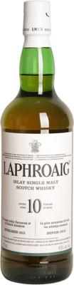 Laphroaig 10 Year Old Single Malt 750ml