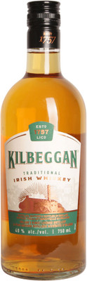 Kilbeggan Traditional Irish Whiskey 750ml