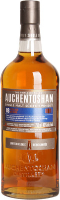 Auchentoshan 18 Year Old Single Malt 750ml