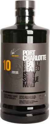 Bruichladdich 10 Year Port Charlotte 750ml