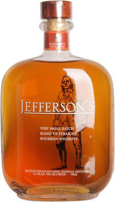 Jefferson Kentucky Straight Bourbon Small Batch 750ml