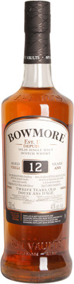 Bowmore 12 Year Old 750ml