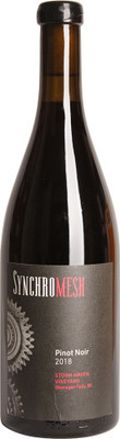 Synchromesh 2018 Black Label Pinot Noir 750ml