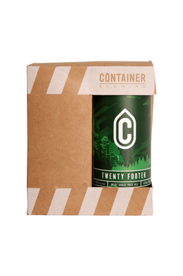 Container Brewing Twenty Footer Pale Ale 4 Pack 473ml