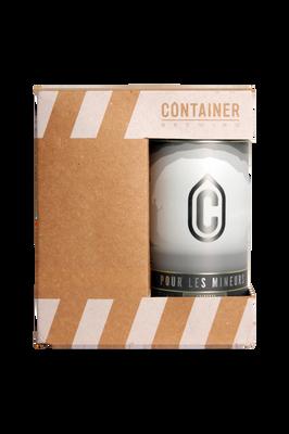 Container Brewing Pour Les Mineurs Grisette 4 Pack 473ml