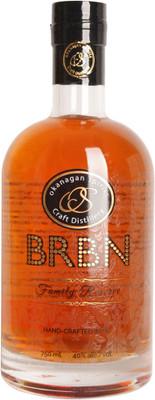 Okanagan Spirits BRBN Whisky 750ml