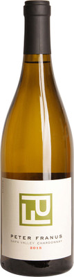 Peter Franus 2018 Napa Valley Chardonnay 750ml
