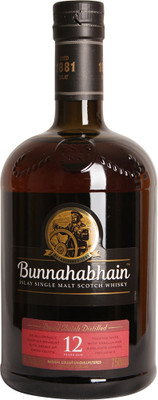 Bunnahabhain 12 Year Old 750ml