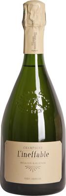"""Champagne Mouzon Leroux 2014 Blanc de Noirs """"L'Ineffable"""" 750ml"""