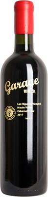 "Garage Wine Co 2017 ""Las Higueras Vineyard"" Cabernet Franc Lot#92 750ml"