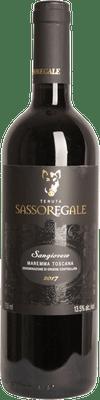 Sassoregale 2017 Sangiovese 750ml