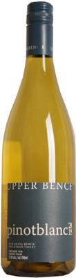 Upper Bench 2019 Pinot Blanc 750ml