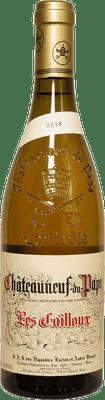 """Domaine les Cailloux 2018 Chateauneuf du Pape """"Les Cailloux"""" Blanc 750ml"""