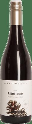 Arrowleaf 2018 Pinot Noir 750ml