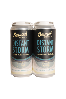 Barnside Distant Storm Double IPA 4-Pack 473ml