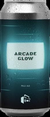 Boombox Arcade Glow Hazy Pale Ale 4 Pack 473ml