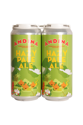 Andina Brewing Palida Pale Ale 4 Pack 473ml